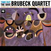 Dave Brubeck Quartet - Time Out (LP) (cover)