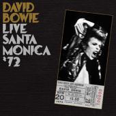Bowie, David - Live In Santa Monica '72 (cover)