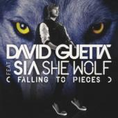 David Guetta - She Wolf (Falling To Pieces) (Feat. Sia) (LP) (cover)