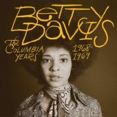 Davis, Betty - The Columbia Years (1968-1969) (LP)