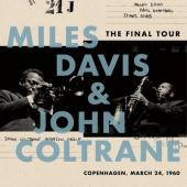 Davis, Miles & John Coltrane - Final Tour (Copenhagen, March 24, 1960) (LP)