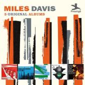 Davis, Miles - 5 Original Concord Albums (5CD)