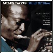 Davis, Miles - Kind Of Blue (Blue Vinyl) (LP)