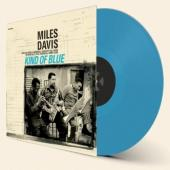Davis, Miles - Kind of Blue (Limited) (Solid Blue Colored Vinyl) (LP)