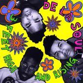 De La Soul - 3 Feet High & Rising (cover)