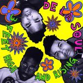 De La Soul - 3 Feet High & Rising (cover)