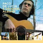 De Lucia, Paco - 5 Original Albums (5CD)