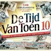 De Tijd Van Toen Vol.10  (Jubileumeditie) (5CD)
