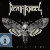 Death Angel - Evil Divide (CD+DVD)