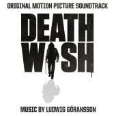 Death Wish (OST by Ludwig Goransson) (Red Vinyl) (LP)