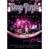 Deep Purple With Orchestra - Live At Montreux 2011 (DVD) (cover)