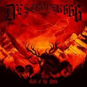 Destroyer 666 - Call of the Wild (Transparent Sun Yellow) (LP)