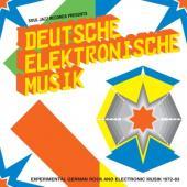 Deutsche Elektronische Musik Part 2 (Experimental German Rock and Electronic Music 1972-83) (2LP+Download)