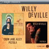Deville, Willy - Crow Jane Alley & Pistola (2CD) (cover)