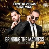 Dimitri Vegas & Like Mike - Bringing The Madness (Vol. 3) (2CD)