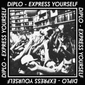 Diplo - Express Yourself (EP) (cover)