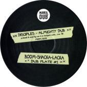 "Disciples - Almighty Dub / Zion Rock Dub (10"")"