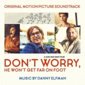 Don't Worry, He Won't Get Far On Foot (OST by Danny Elfman) (Orange Vinyl) (LP)