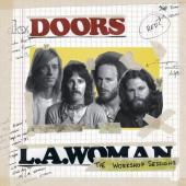 Doors - L.a. Woman (Workshop Sessions) (LP) (cover)