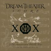 Dream Theater - Score 20th Anniversary World Tour (4LP)