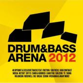 Drum & Bass Arena 2012 (cover)