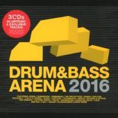 Drum & Bass Arena 2016 (3CD)