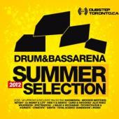 Drum & Bass Arena Summer Selection 2012 (cover)