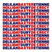 Dury, Baxter & Etienne De Crecy & Delilah Holliday - B.E.D (LP)