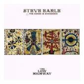 Earle, Steve - Low Highway (CD+DVD) (cover)