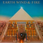 Earth, Wind & Fire - All 'n All (Flaming Orange & Yellow Mixed Vinyl) (LP)