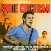 Cochran, Eddie - Best Of (cover)