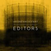 Editors - An End Has A Start (LP) (cover)