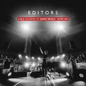 Editors - Live & Acoustic At Studio Brussel Showcase (2LP)