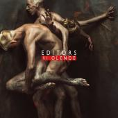 Editors - VIOLENCE (Deluxe) (Red Vinyl) (2LP+Download)