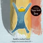 Elbow - Build A Rocket Boys (+Belgian Live Limited Edition EP) (cover)