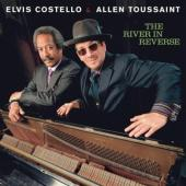 Costello, Elvis & Toussaint, Allen - The River In Reverse (cover)