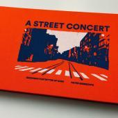 Embrechts, Pieter - A Street Concert (BOEK+CD)