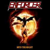 Enforcer - Into The Night (LP) (cover)
