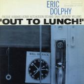 Dolphy, Eric - Out To Lunch (LP) (cover)
