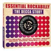 V/a - Essential Rockabilly: The Decca Story (cover)