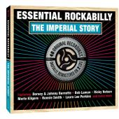 V/a - Essential Rockabilly: The Imperial Story (cover)