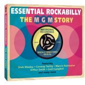 V/a - Essential Rockabilly: The MGM Story (cover)
