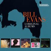 Evans, Bill - 5 Original Concord Albums (5CD)