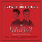 Everly Brothers - Platinum Collection (3CD)