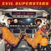 Evil Superstars - Love Is Okay (Limited Orange Vinyl) (LP)