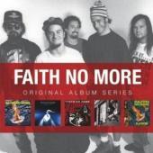 Faith No More - Original Album Series (5CD) (cover)