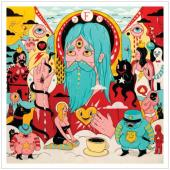Father John Misty - Fear Fun (LP) (cover)