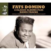Domino, Fats - 8 Classic Albums (4CD) (cover)