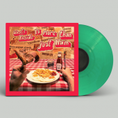 Feet - What'S Inside Is More Than Just Ham (Translucent Green Vinyl) (LP)