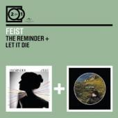 Feist - The Reminder + Let It Die (2CD) (cover)